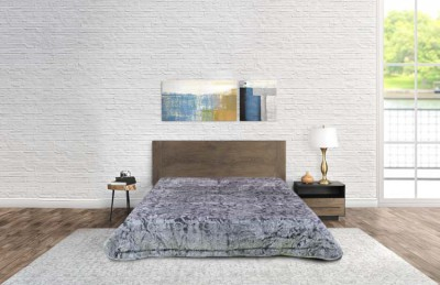 Blanket Turk Gray