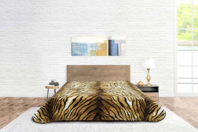 Blanket Animal Print Tiger