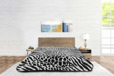 Blanket Animal Print Zebra...