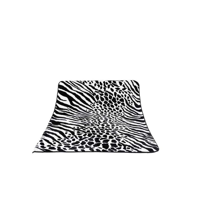 Blanket Animal Print Zebra