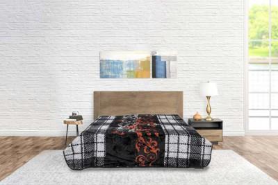 Blanket Color Comfort Black
