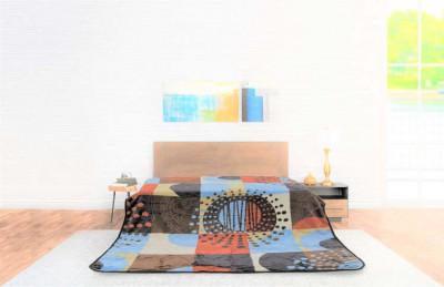 Blanket Color Basic Art