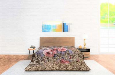 Blanket Color Basic Leopard...