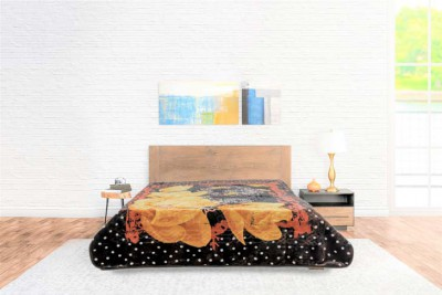 Blanket Goldendream Face Dark