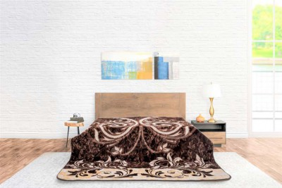 Blanket Natural Nights Brown