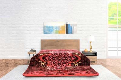Blanket Premium Red Purple