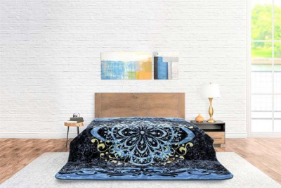 Blanket Premium Berry Blue