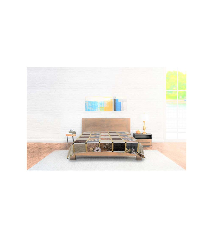 Couvre-Lit Flannel Squares