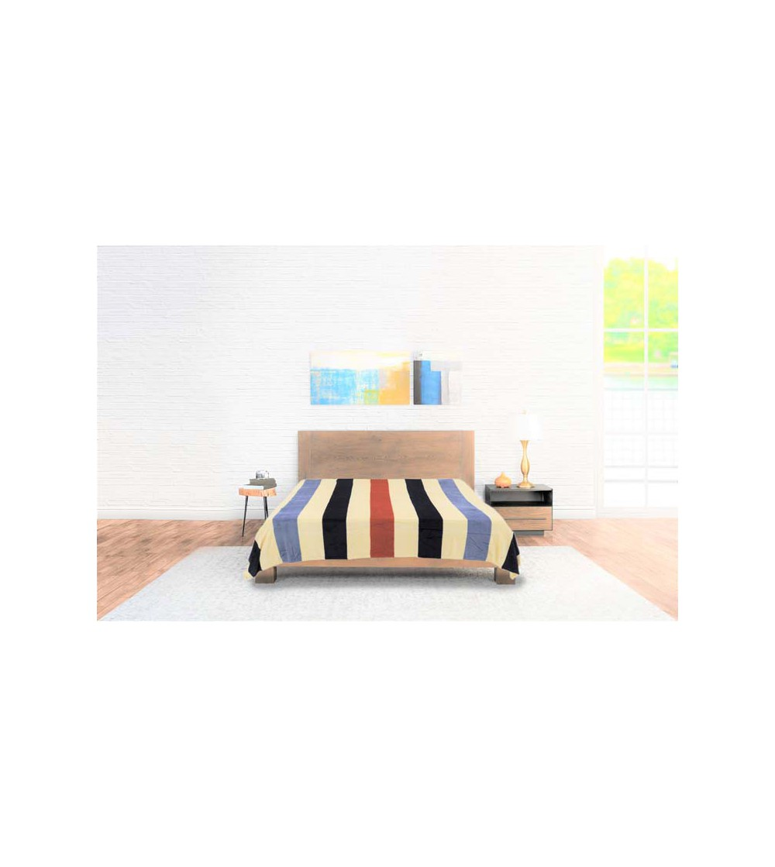 Bedsprei Flannel Stripes