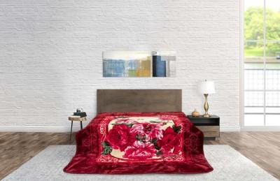 Blanket Modern Flower Light
