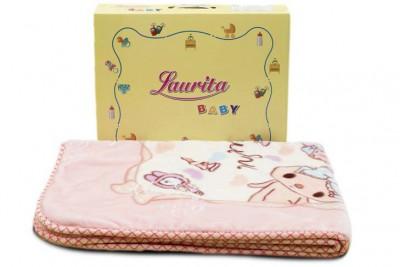 Blanket BabyKids  Pink