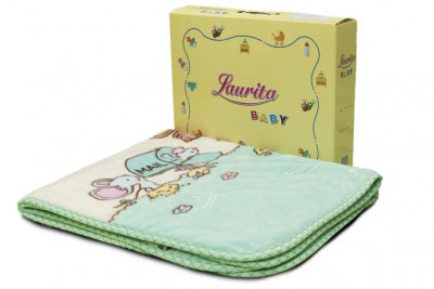 Blanket BabyKids Green