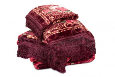 Bedspread Set 4pcs Dark